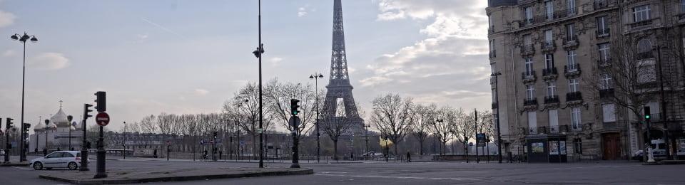 Photo une US 796 - Paris vide