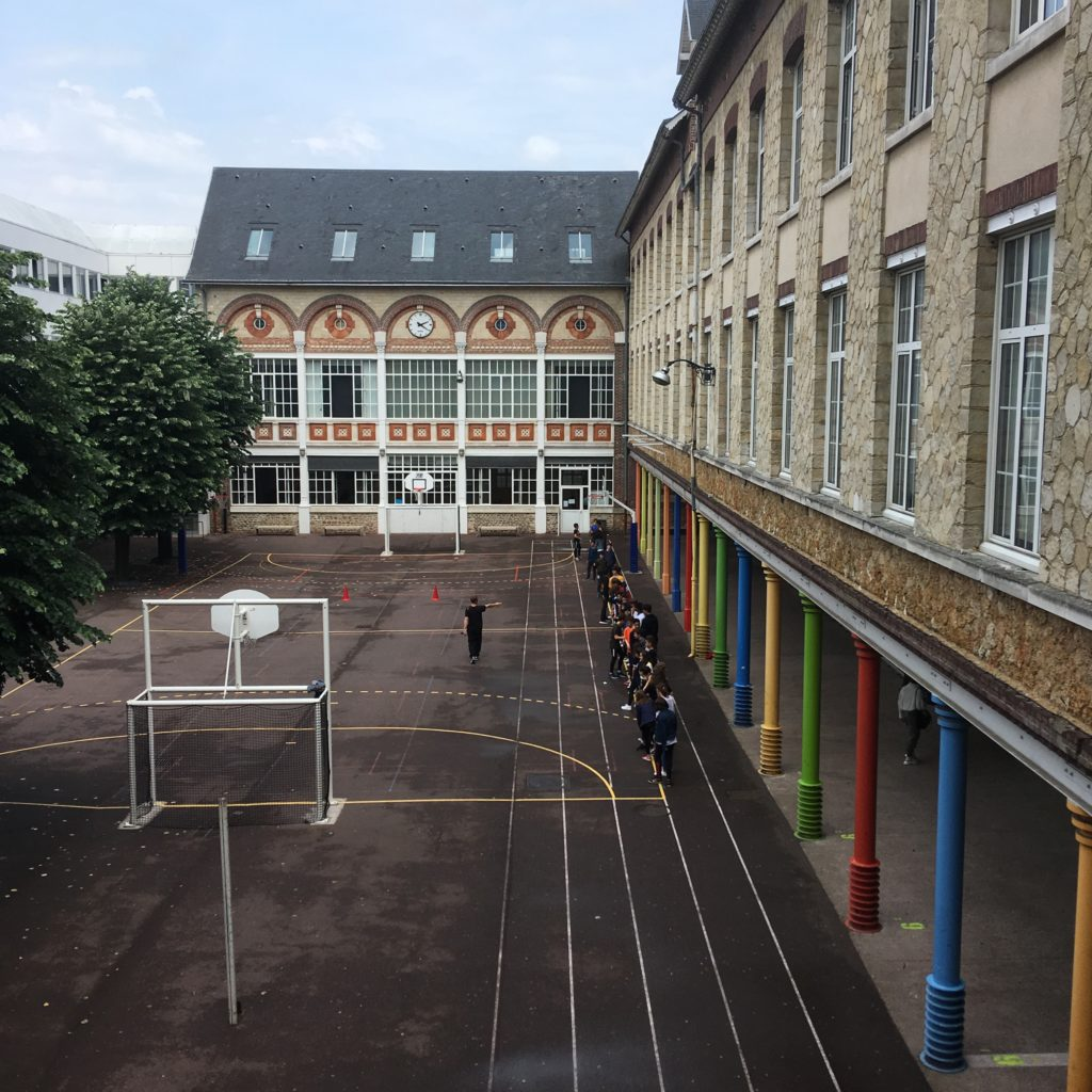 collège Fleury Nord