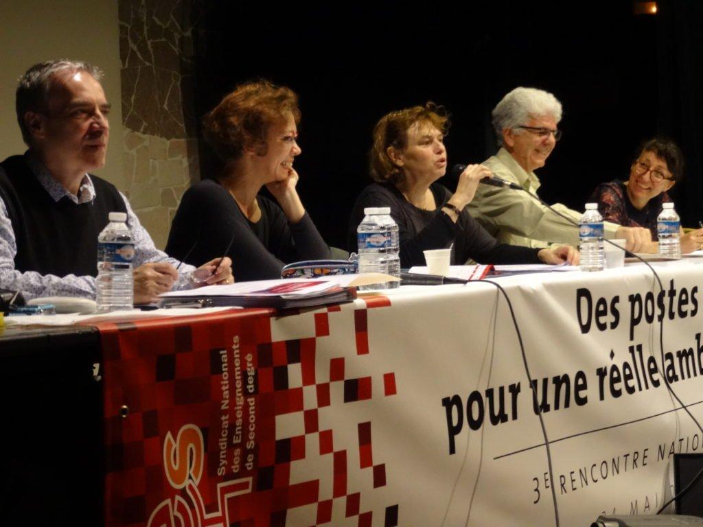 """3ème rencontre nationale CPE """"La jeunesse et ses engagements""""s"""
