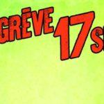 Slider grève 17 septembre