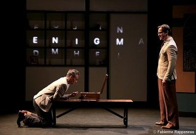 Théâtre : La machine de Turing