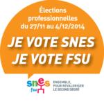 Vote SNES rond orange