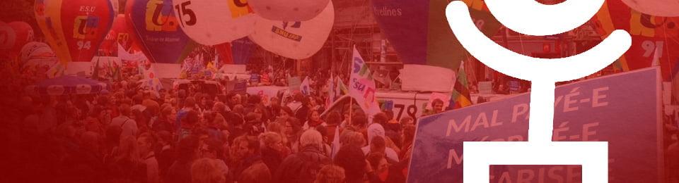 Slider grève 22 mars